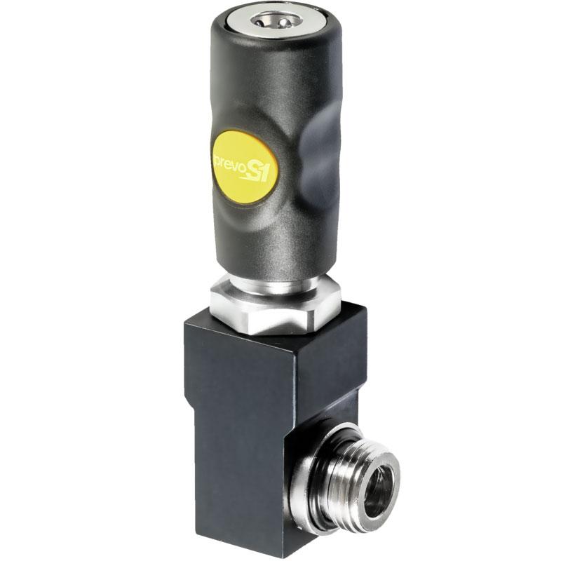 Drehkupplung mit zylindrischem Außengewinde G 1/2, ARO 210, ASI 061153SE