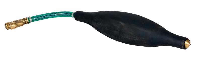 Prüf-Dichtkissen in Kegelform PUE 50 - 200 mm