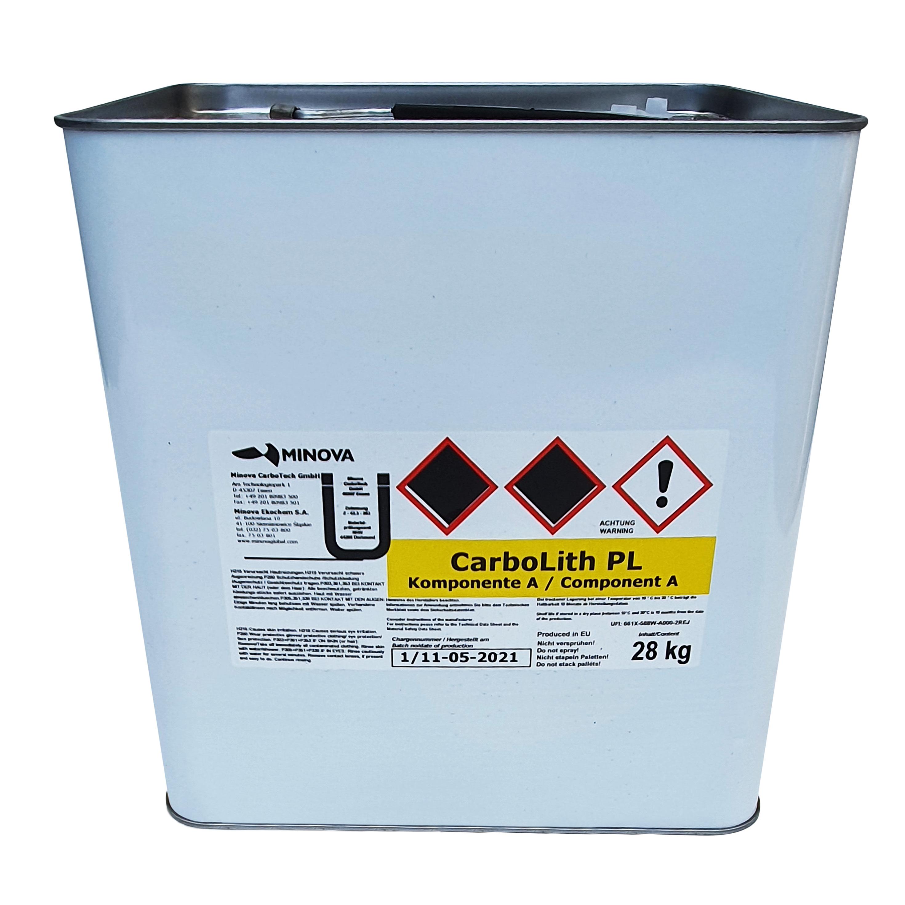 Carbolith PL-3K Komponente A 20l Gebinde, 28 kg, Winter