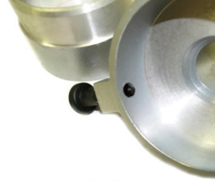 Klickverschluss / Schlauchaufnahme für rak-39, rak-40, rak-41 komplett