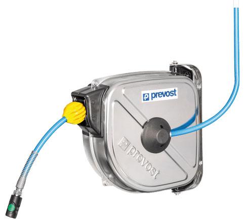 Prevost DRFINB 1012ESHE Schlauchaufroller für feuchte Umgebungen