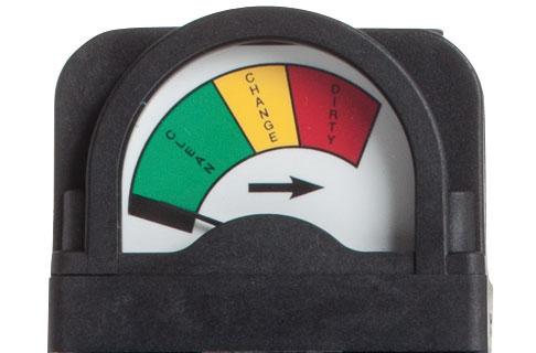 KSI Filtertechnik DPN Differenzdruckanzeiger