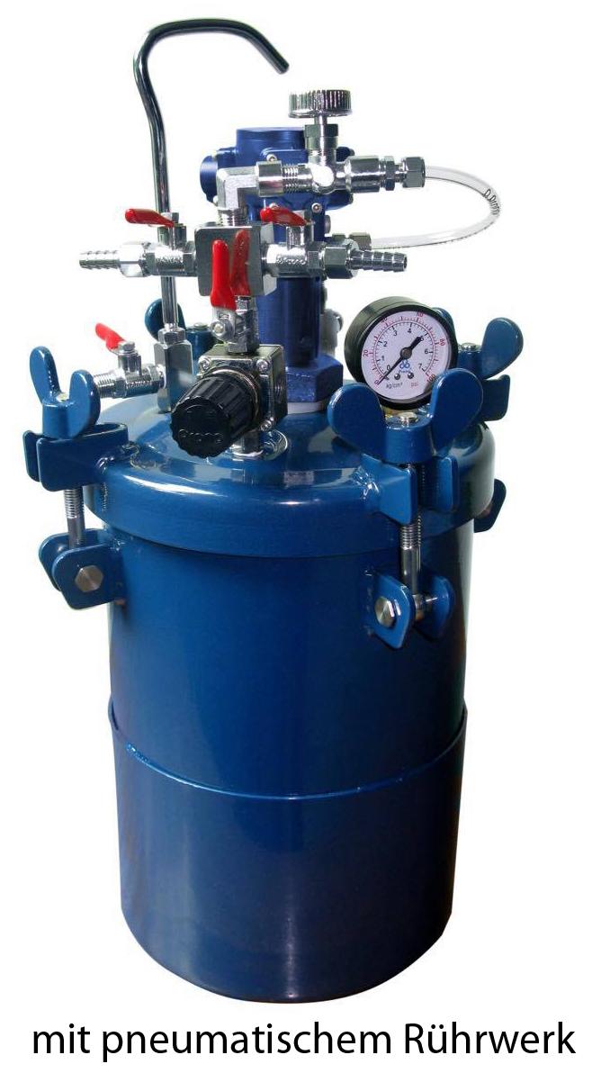 Drucktank aus Aluminium 40 Liter Prona