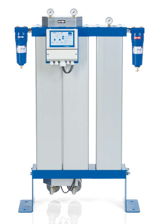 Adsorptionstrockner für medizinische Druckluftaufbereitung KSI ECOTROC® ATMN | ATM-APN
