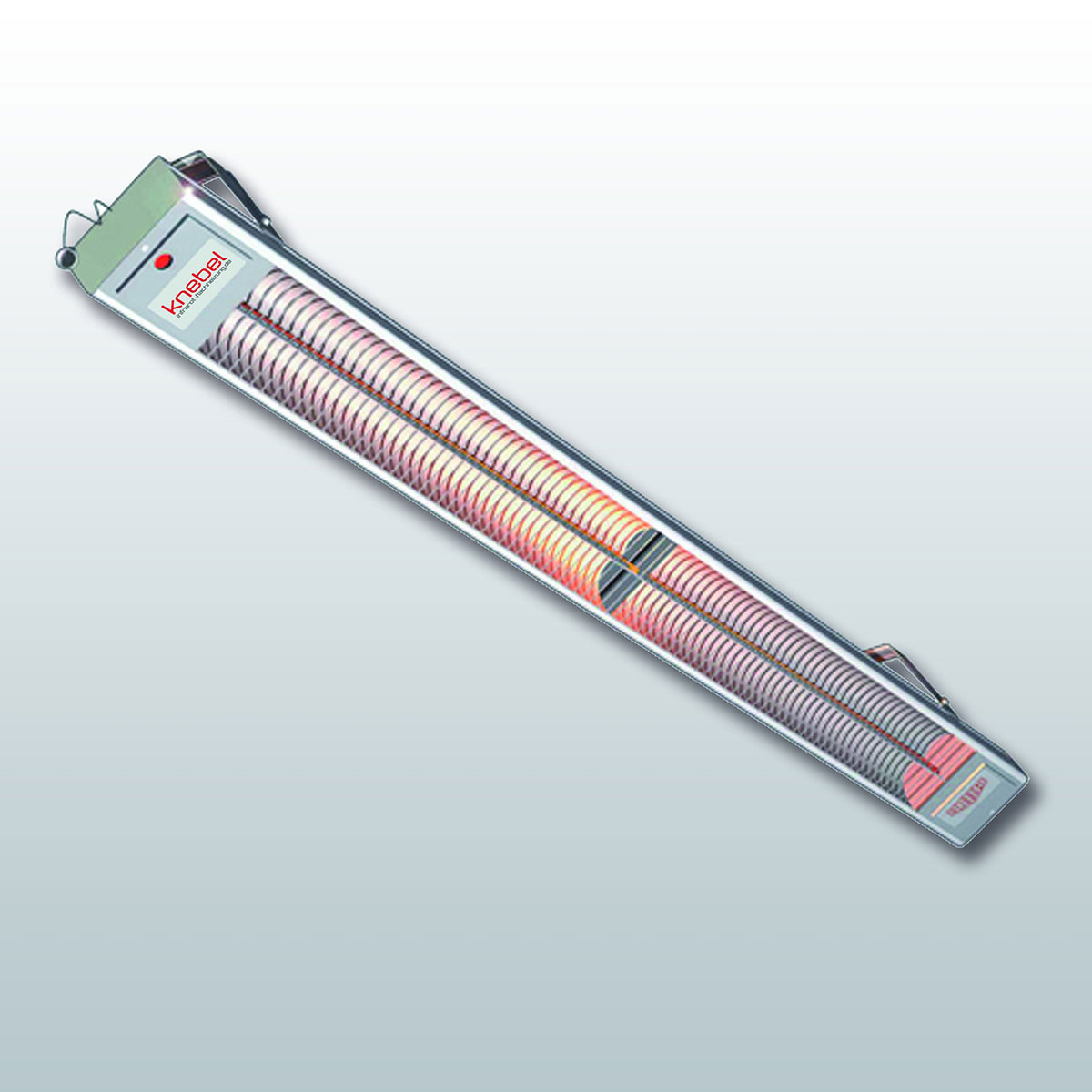 CIR Infrarot-Wärmestrahler für Außenflächen bis 2000 Watt