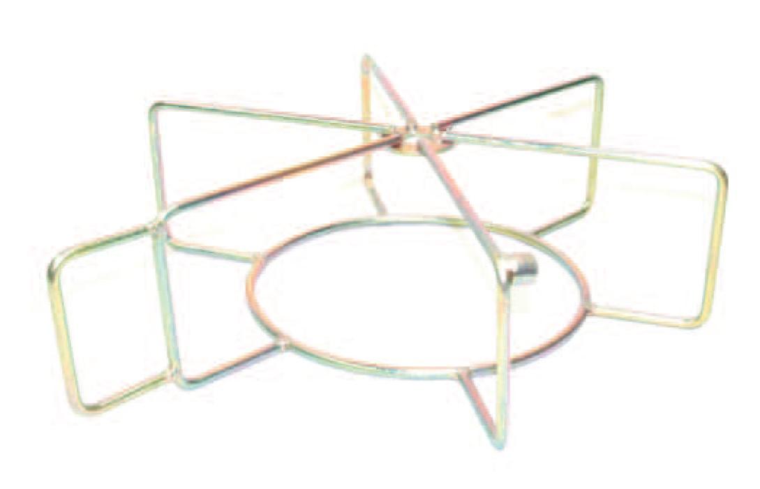 Spiralkorb für 16 - 22 - 32 mm Spiralen