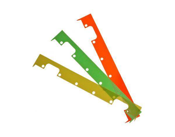Shim-Set Zubehör für Super Air Knife Aluminium