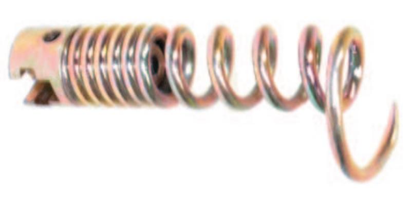 Rückholbohrer 16 - 32 mm, Ø 34 - 65 mm, Länge 55 - 125 mm